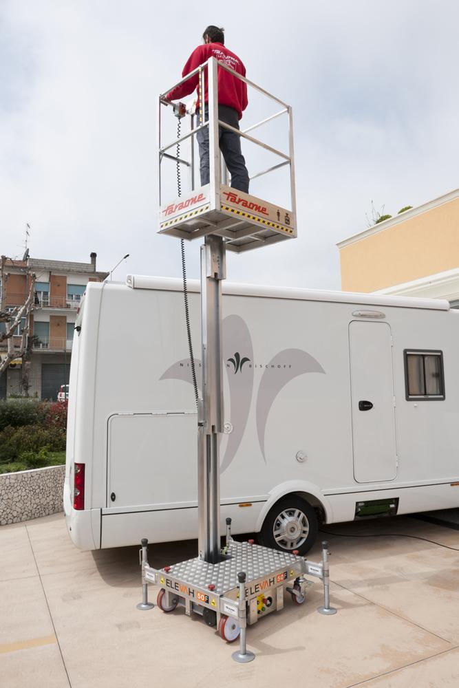 Elevah 50 F personnel access platform