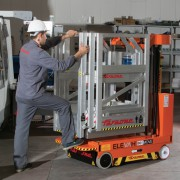 elevah 80 e personnel access platform available at Promax  access platform specialist.