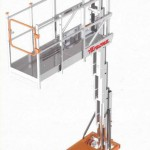 Elevah 65 E Move personnel access platform available at Promax  access platform specialist.