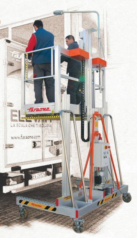 Elevah 400 XL is a personnel access lift